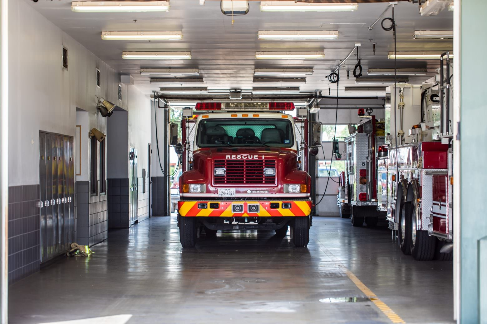 Fredricksburg Fire Rescue-1