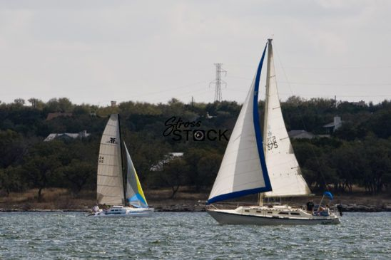 Sali Boats on Lake Travis