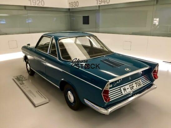 1969 BMW 700