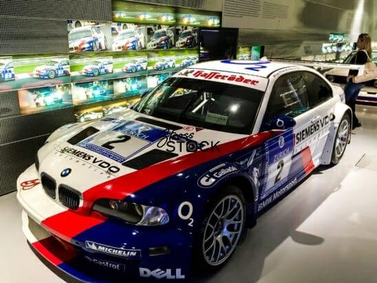 BMW Motorsports 3