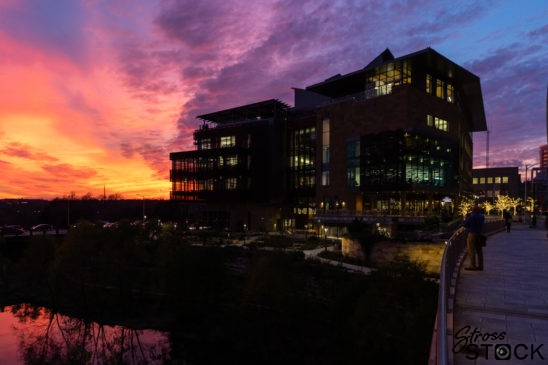 Central Library Austin, Texas